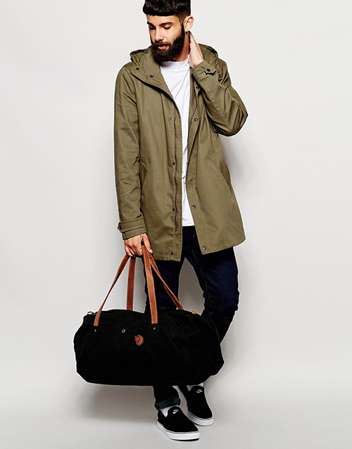 FJALLRAVEN DUFFEL NO LARGE23