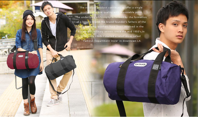 tui Outdoor Casual Duffel Bag96