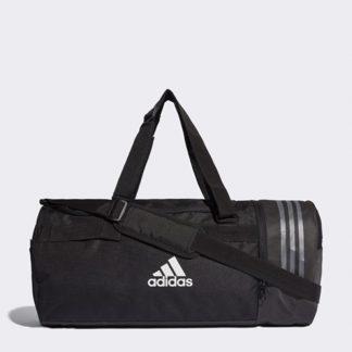 590d682b7cfb Túi Adidas Convertible 3-Stripes Duffel Bag Small Mã BA47