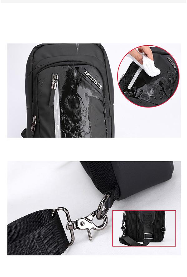 ARCTIC HUNTER large shoulder bag33