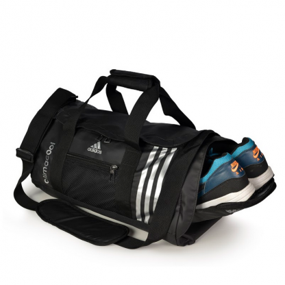 adidas climacool team bag black silver 4