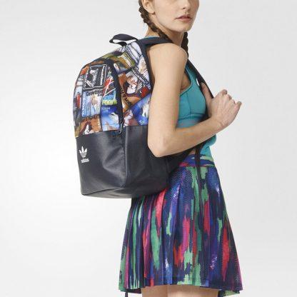 1507600341 Adidas Essential BTS Backpack AY7759 M Black6