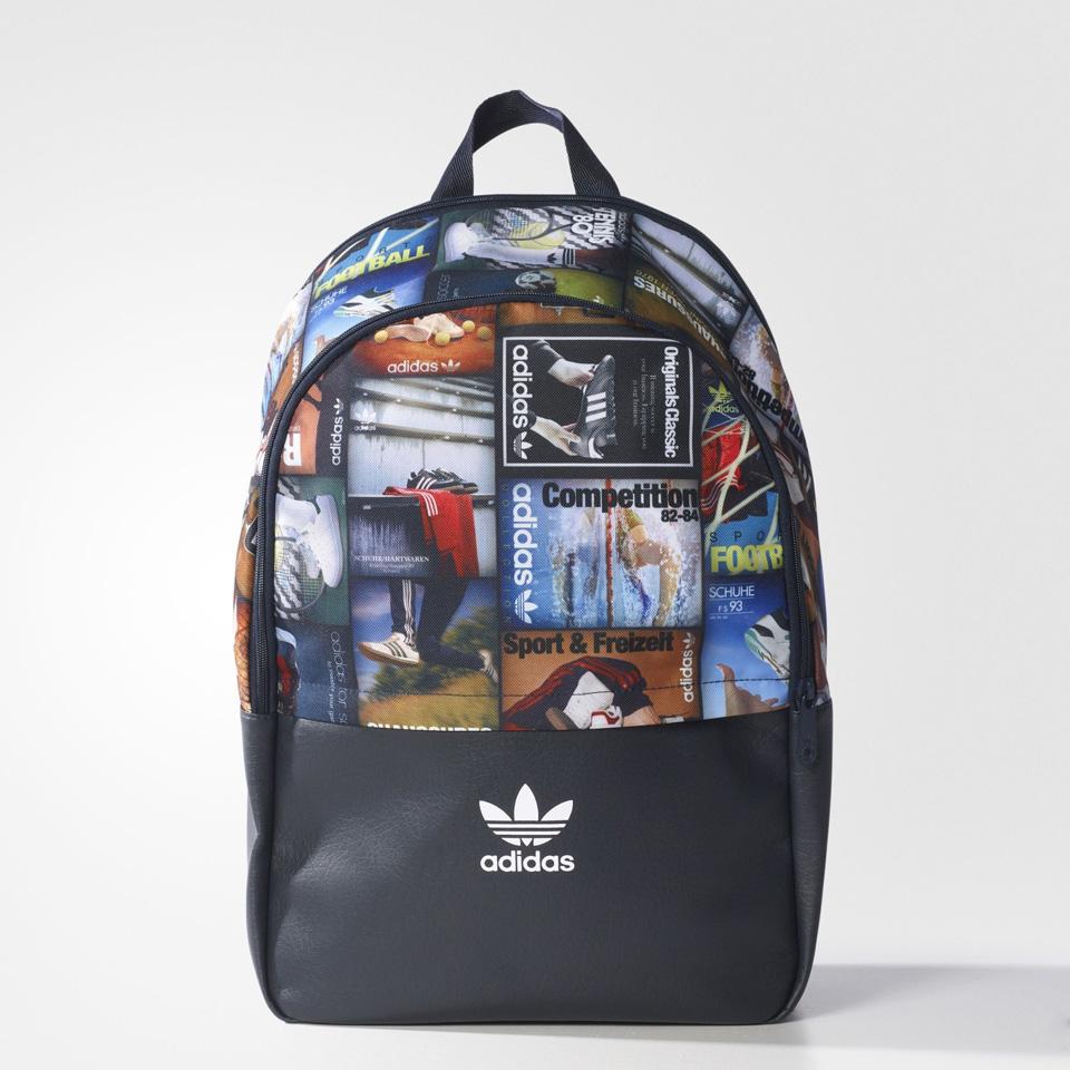1507600517 Adidas Essential BTS Backpack AY7759 M Black