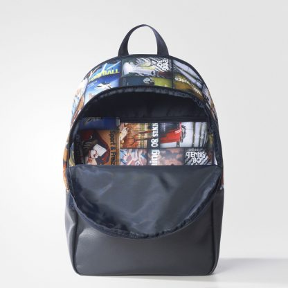 1507600644 Adidas Essential BTS Backpack AY7759 M Black4