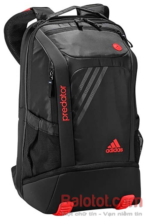 Predator Backpack Red 2