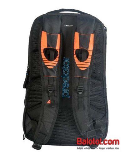 Predator Backpack Red 4